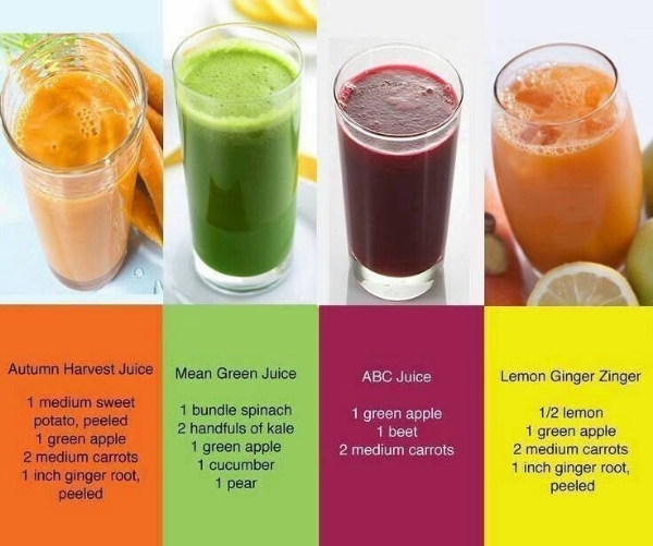 Toss an avocado into the blender with any of these super-hero smoothies and you've got a cup full of goodness that will  actually  do your body good!