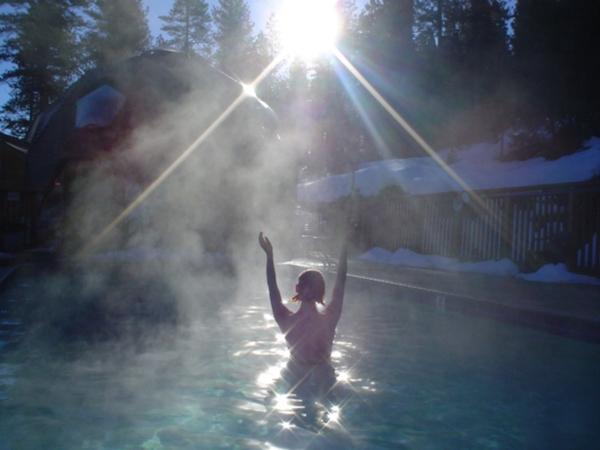 Warm Water Bliss at Sierra Hot Springs in Sierraville, California