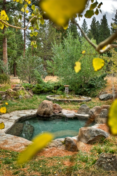 The Meditation Pool