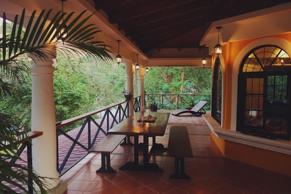 Villa Diosas, Yoga Sanctuary in the Jungle.