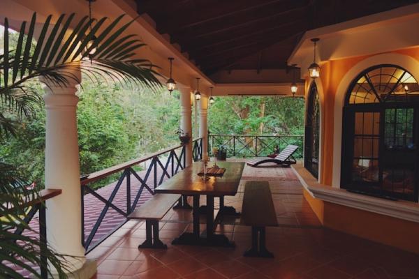 Villa Diosas, Yoga Sanctuary in the Jungle.