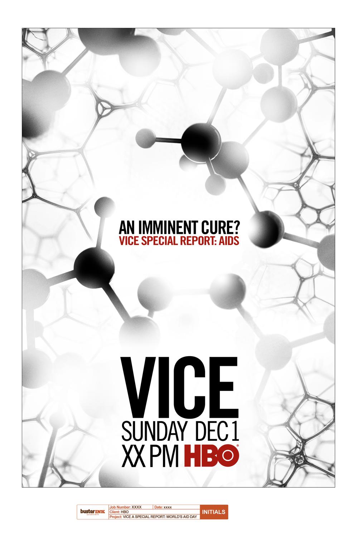 HBO VICE Concept Design