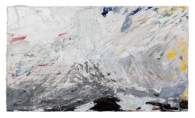 distant landscape (mountain)