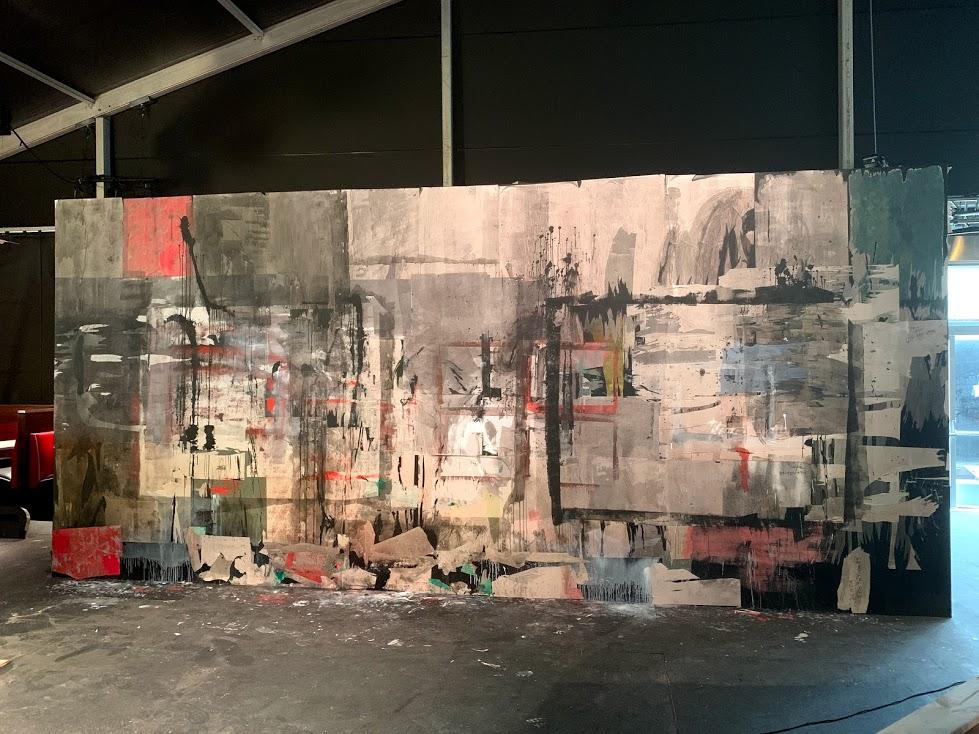 New York City, November 2018   /   partnered with Oliphant Studio