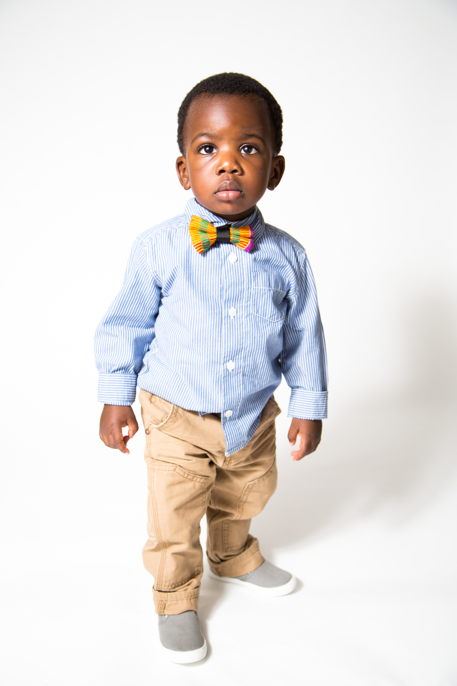 37a1c043de2a The Baby Kente Bow Tie — Neck Couture by Kobi