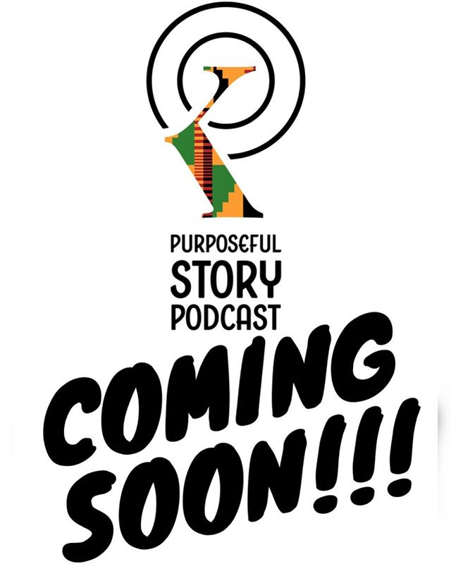 We are still working to bring you quality content stay tuned for the launch of the Purposeful Story Podcast by @iamkobitalks...