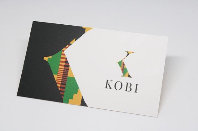 New business cards on deck for the Purposeful Story Podcast @iamkobitalks ...Looking forward to bringing you all amazing content😎...