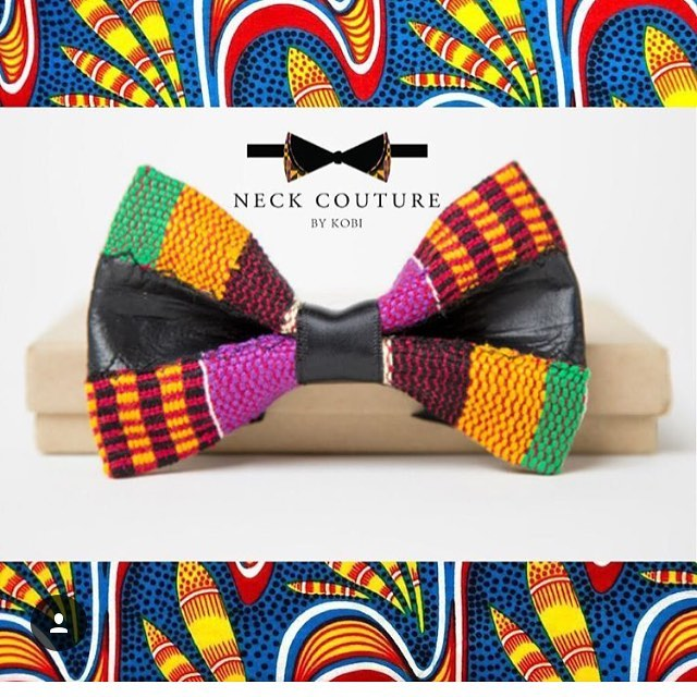 Check out the @thekscope 5th anniversary event held at @kizatoronto 5:30pm... • Might even win one of our custom bow ties just for attending 👀...