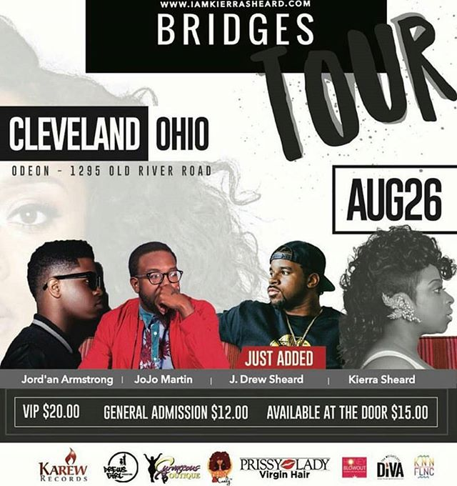 Next city is Cleveland...see ya there!!