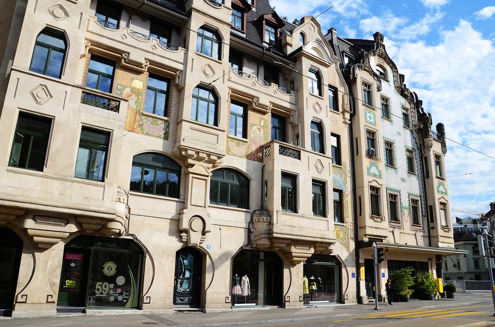 Visit us at Bleicherweg 45 in Zurich, Switzerland.