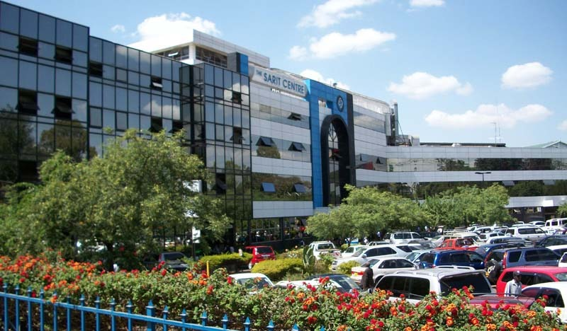 Sarit Center mall