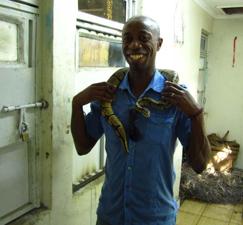 Nairobi Snake Park