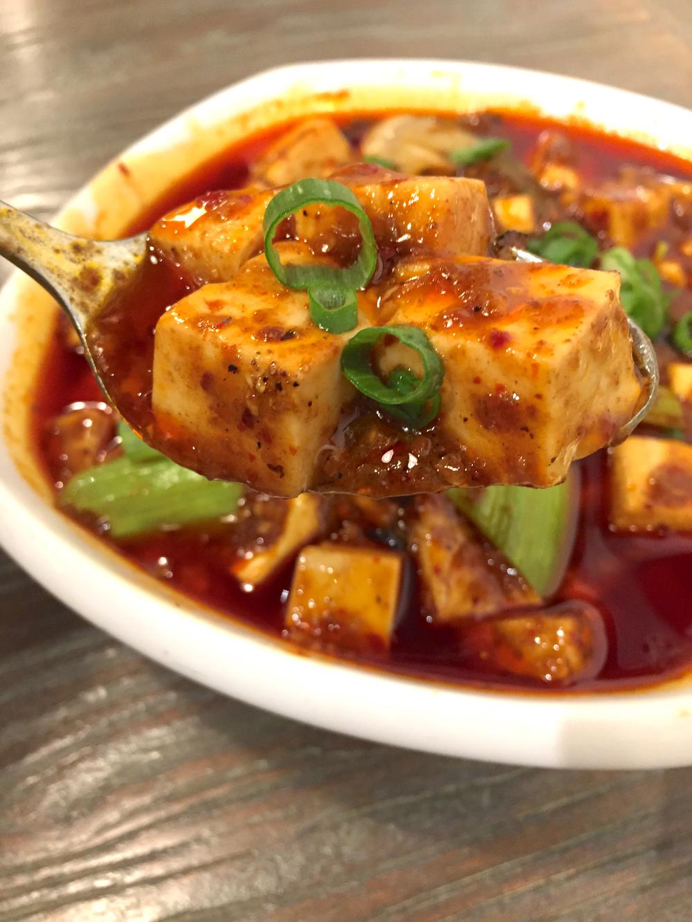 Chuan's Mapo Tofu
