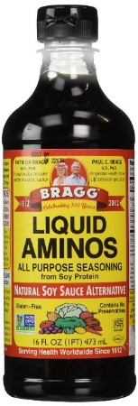 Click to buy Liquid Aminos on Amazon