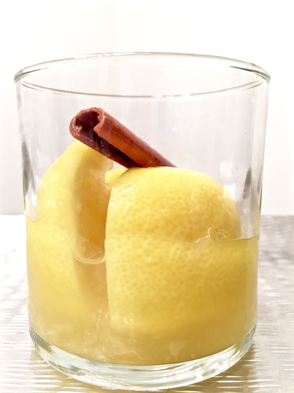 Preserved Lemons with Cinnamon
