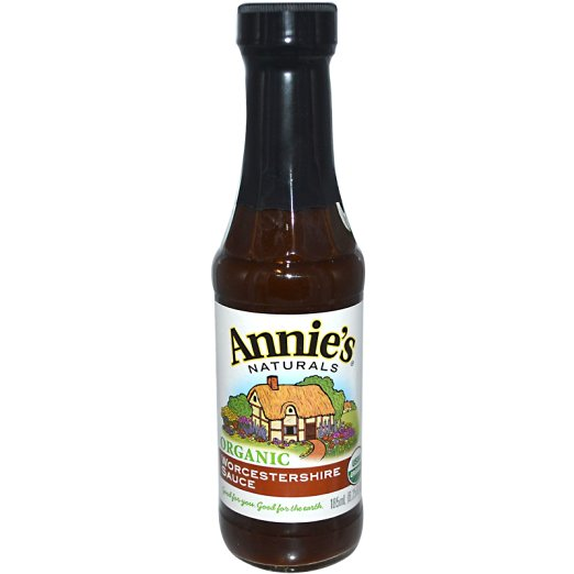 Buy Annie's Vegan Worcestershire on Amazon