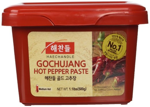 Buy gochujang on  Amazon