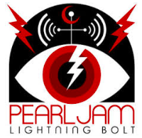 Pearl Jam  -  Lightning Bolt   Where there's a list there's a Pearl Jam. Listen:  Sleeping By Myself, Sirens