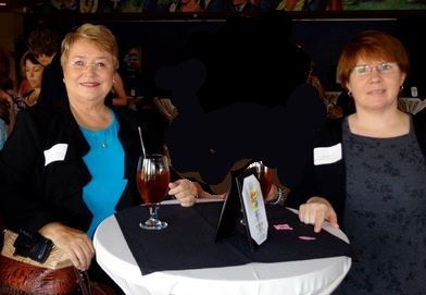 Rosie and Cathy at Networking event.JPG
