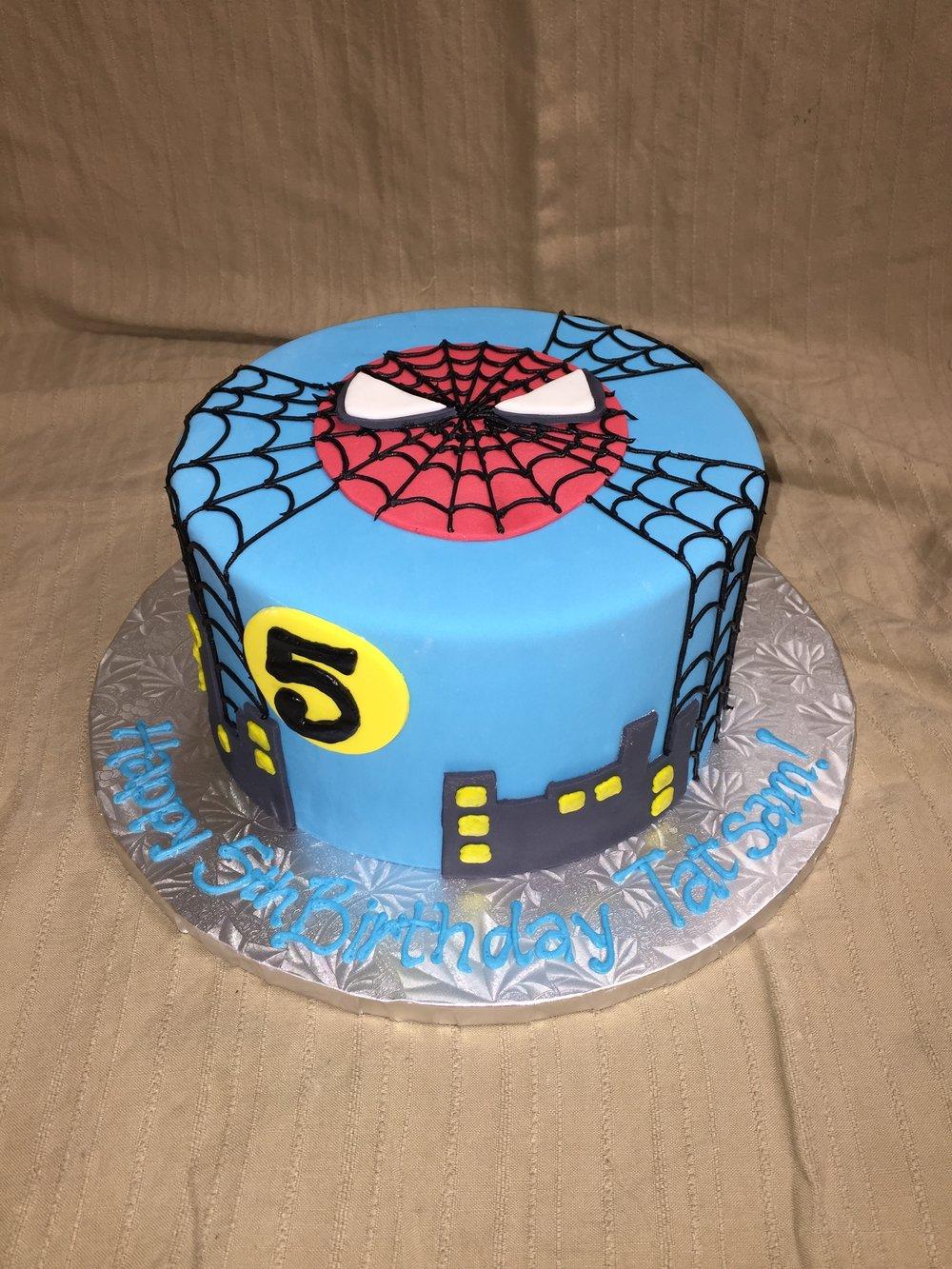 Childrens Birthday Cakes YIA YIAS BAKERY