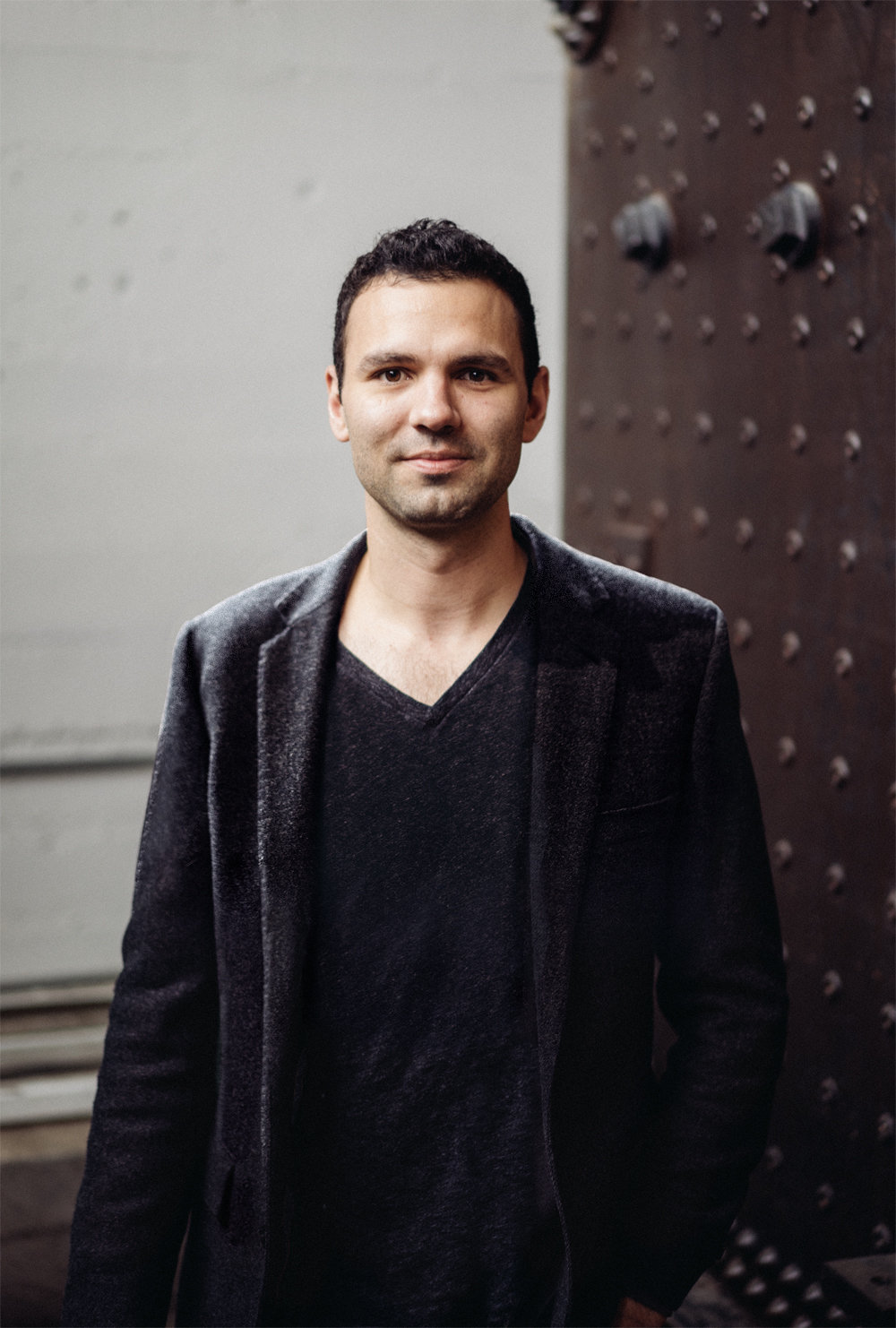 Director Carlos Andre Stevens