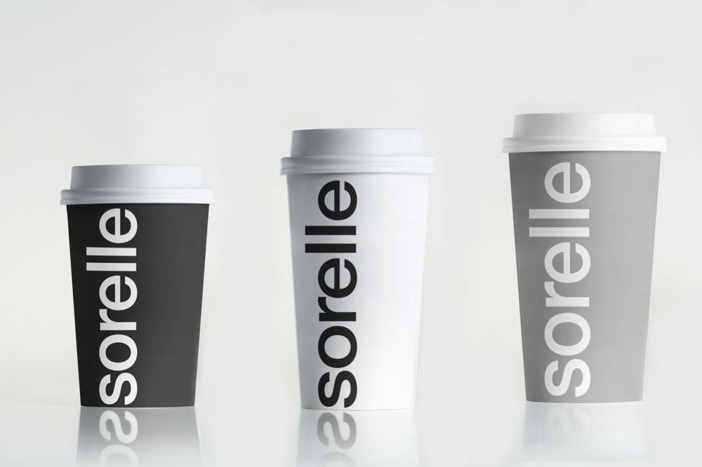 S-M-L Hot Cup Designs