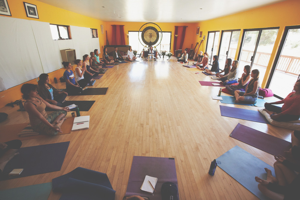 Yoga retreat by Shivakali Yoga, a  Los Angeles-based Yoga Teacher Training and Certification School that holds  Retreats and Workshops.