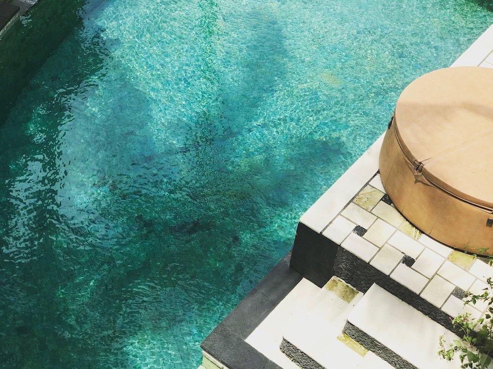 Copy of Infinity Pool on Retreat ~ 300 Hour Tantra Yoga Teacher Training in Bali