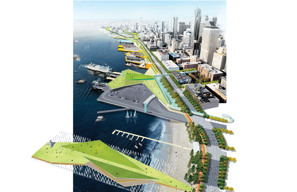 Seattle Waterfront Development Plan