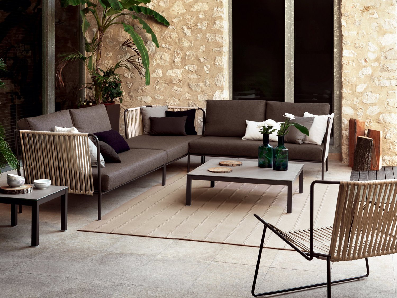 garten lounge design, mass beverly, Design ideen