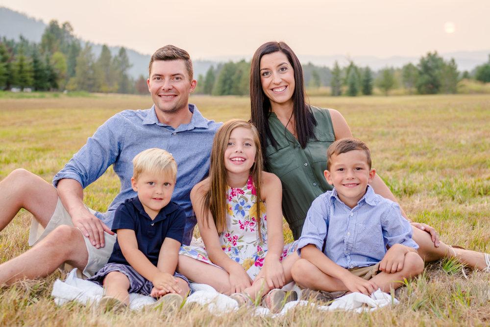 OLIVER FAMILY -