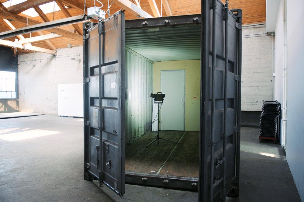 Vancouver Warehouse Rental Alexander