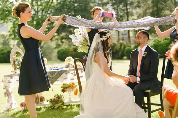Persian Wedding Ceremony | Persian Wedding Rituals Sugar Rubbing Ceremony Nilou Weddings