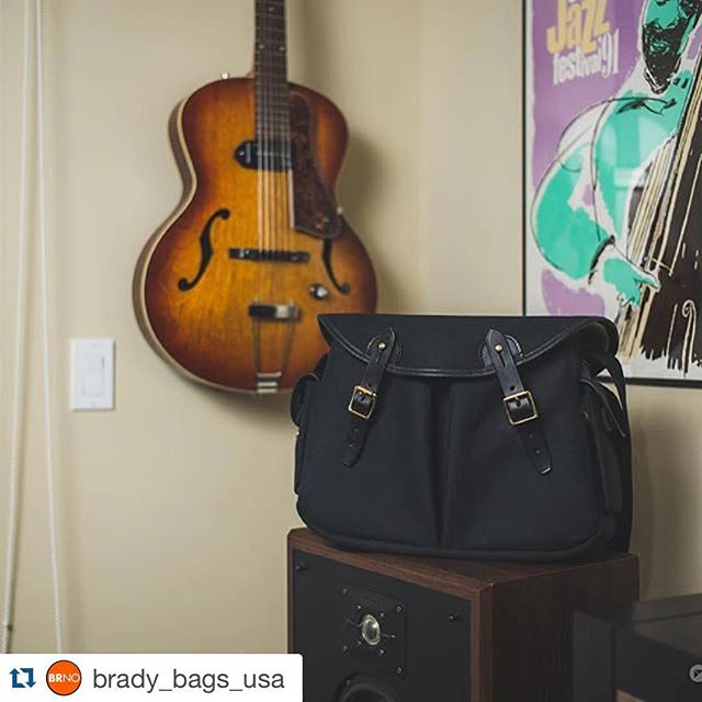 #Repost @brady_bags_usa ・・・ #Repost @drewtensils  Thanks for the great review of a great camera bag! ・・・ Full review of the Brady Kennet bag from @brady_bags_usa up now on drewtensils.com! #camerabag #leica #mirrorless #BRNOstore.com #bradybag #bradybags #camerabag