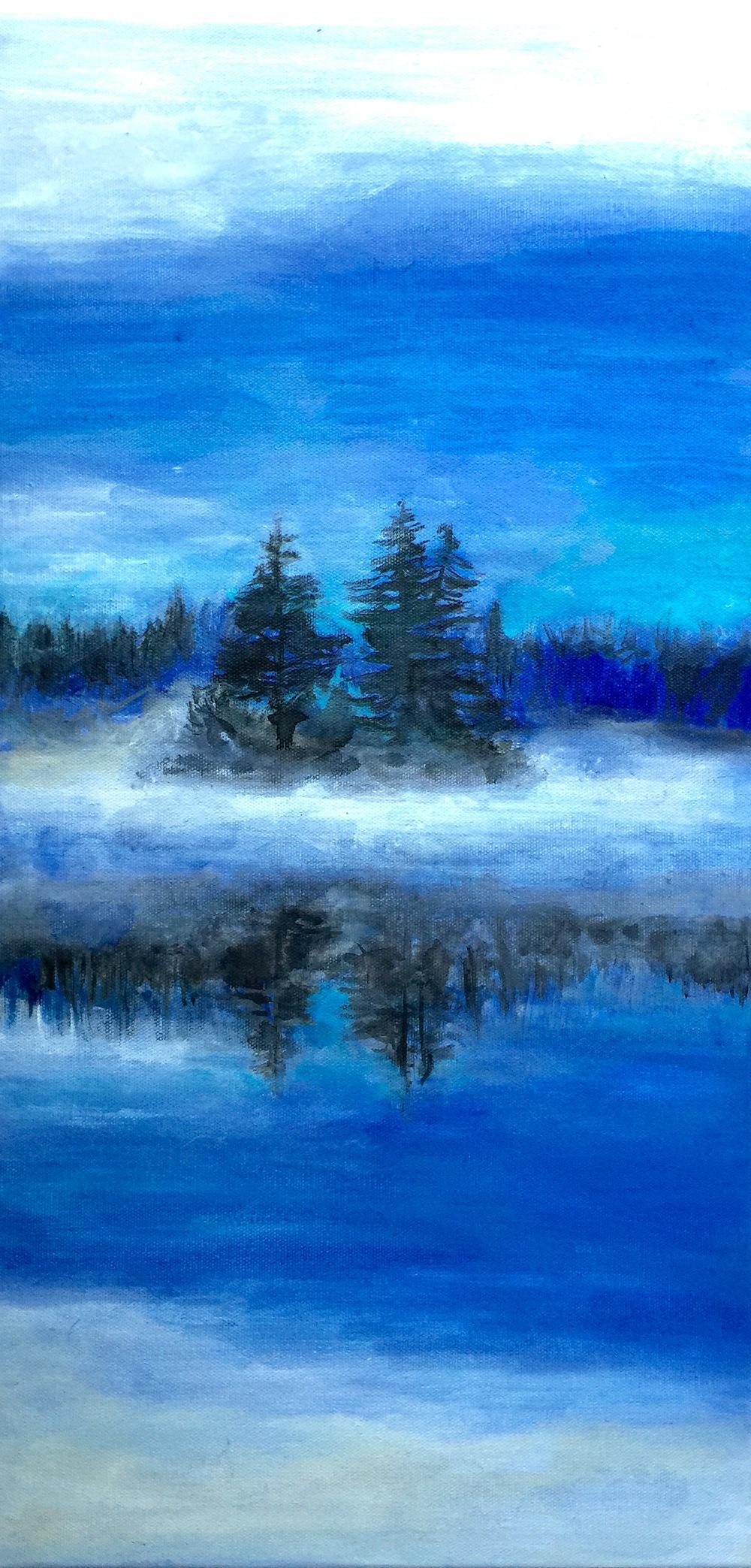 Evergreen Dreamscape