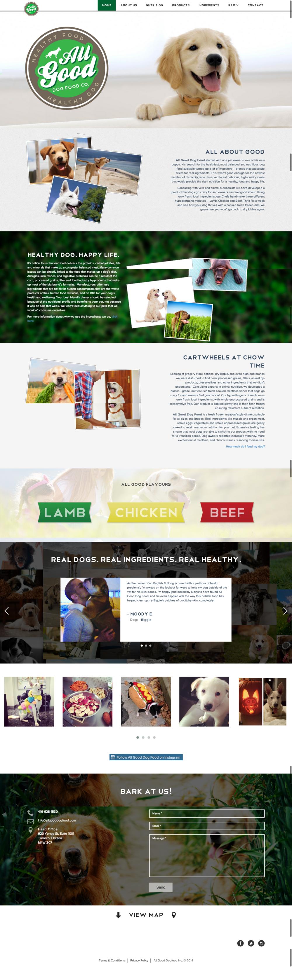 All Good Dog Food Co Website.png