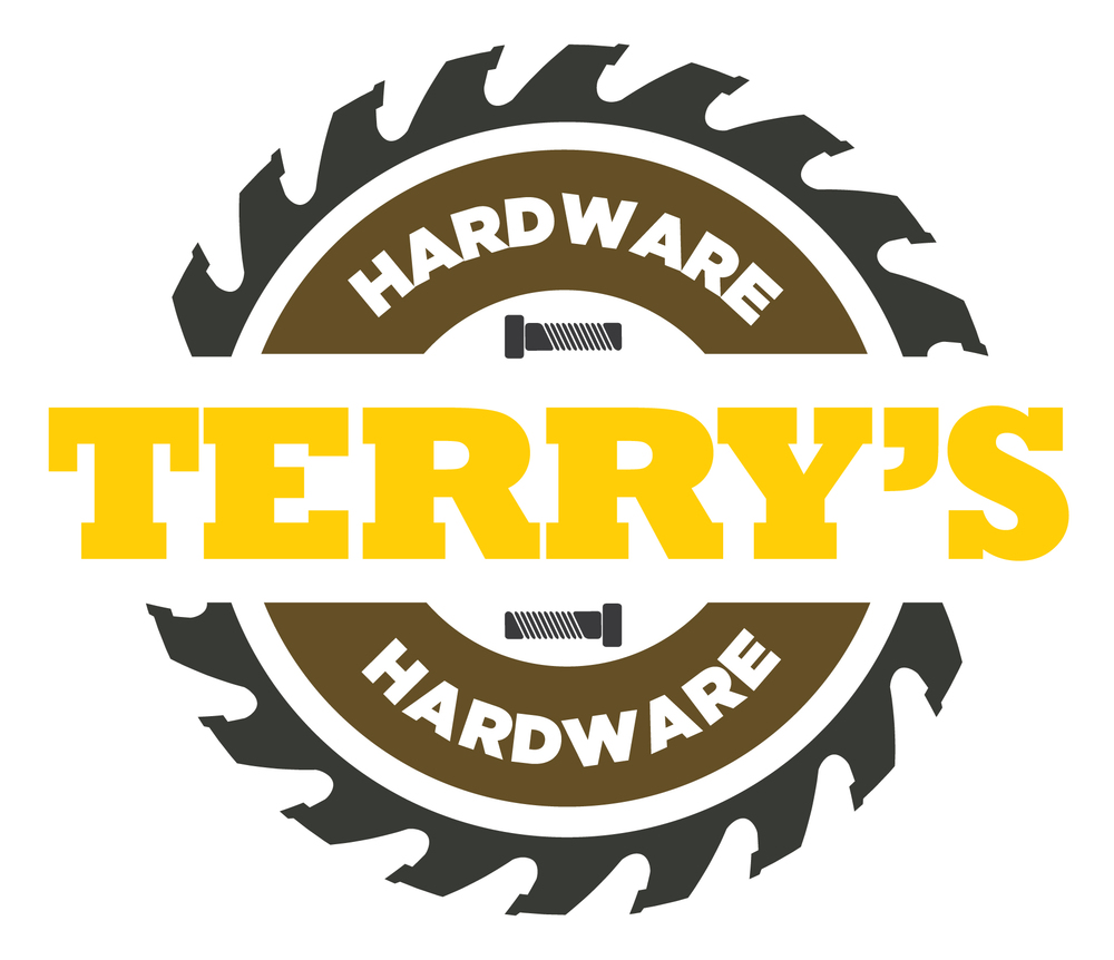 terry s hardware has a new logo terry s hardware