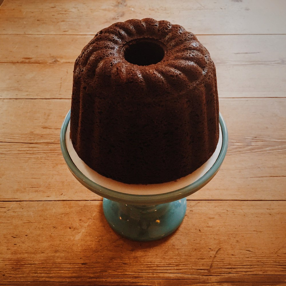 Ginger Molasses Bundt