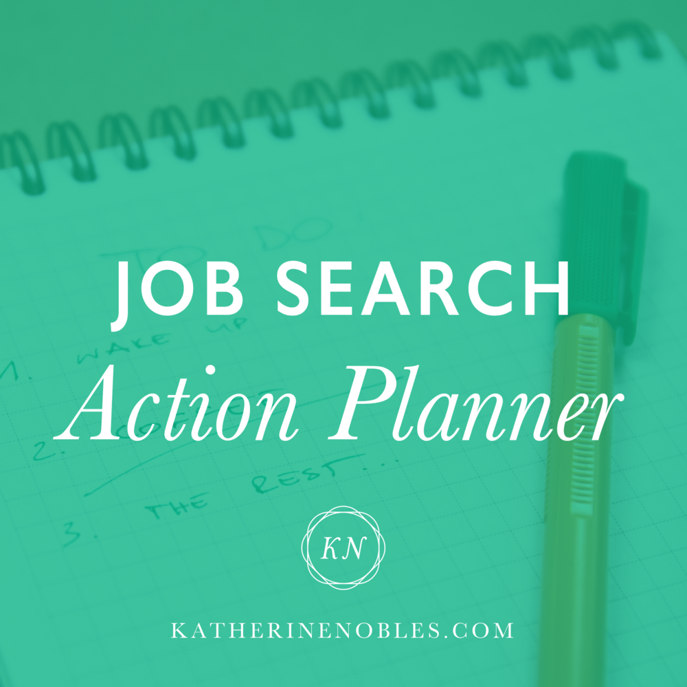 Job Search Action Planner