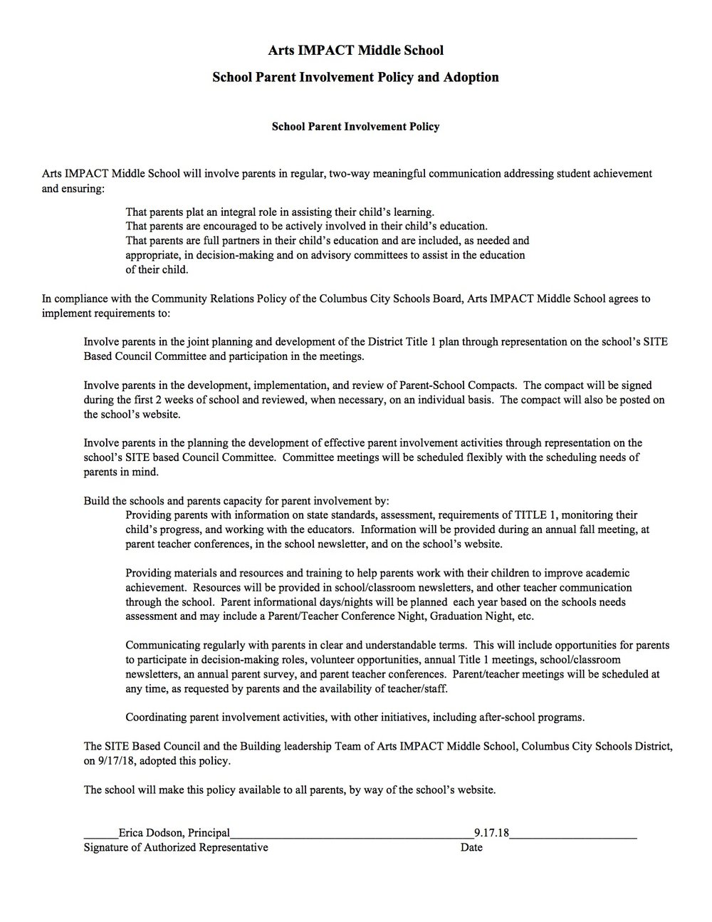 Arts IMPACT Middle School Parent Involvement Policy and Adoption (1).jpg