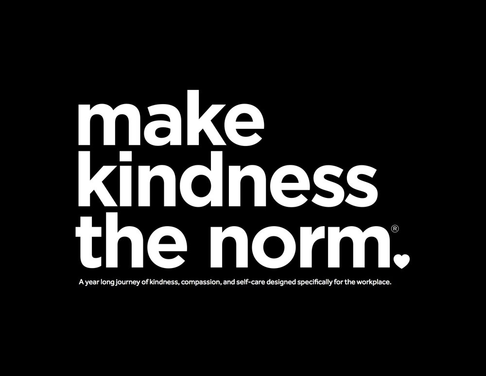"Here is a calendar that will help us all ""make kindness the norm"""