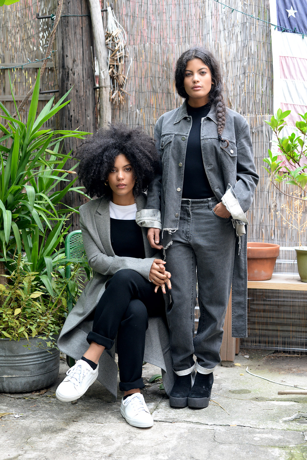 Ibeyi for Sweet