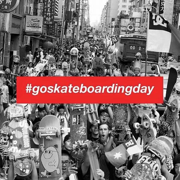 Happy Go Skateboarding Day everyone! GET OUT AND SKATE! #goskateboardingday2017 #skateboarding #skate #skateeverydamnday 💀⚡️😵 . www.divisionwheelco.com