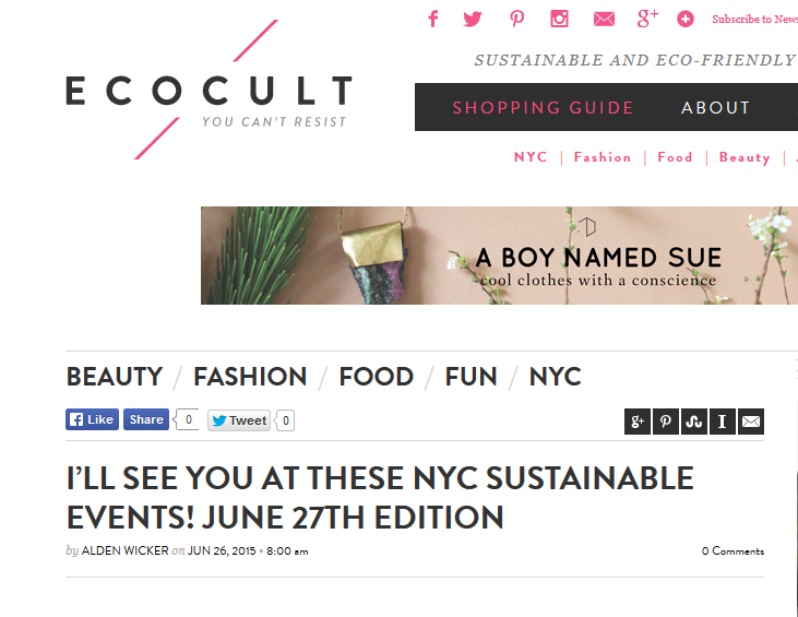 Ecocult X Freeheart Project