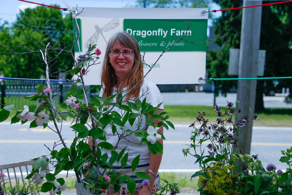 Jayne Deluca of Dragonfly Farm