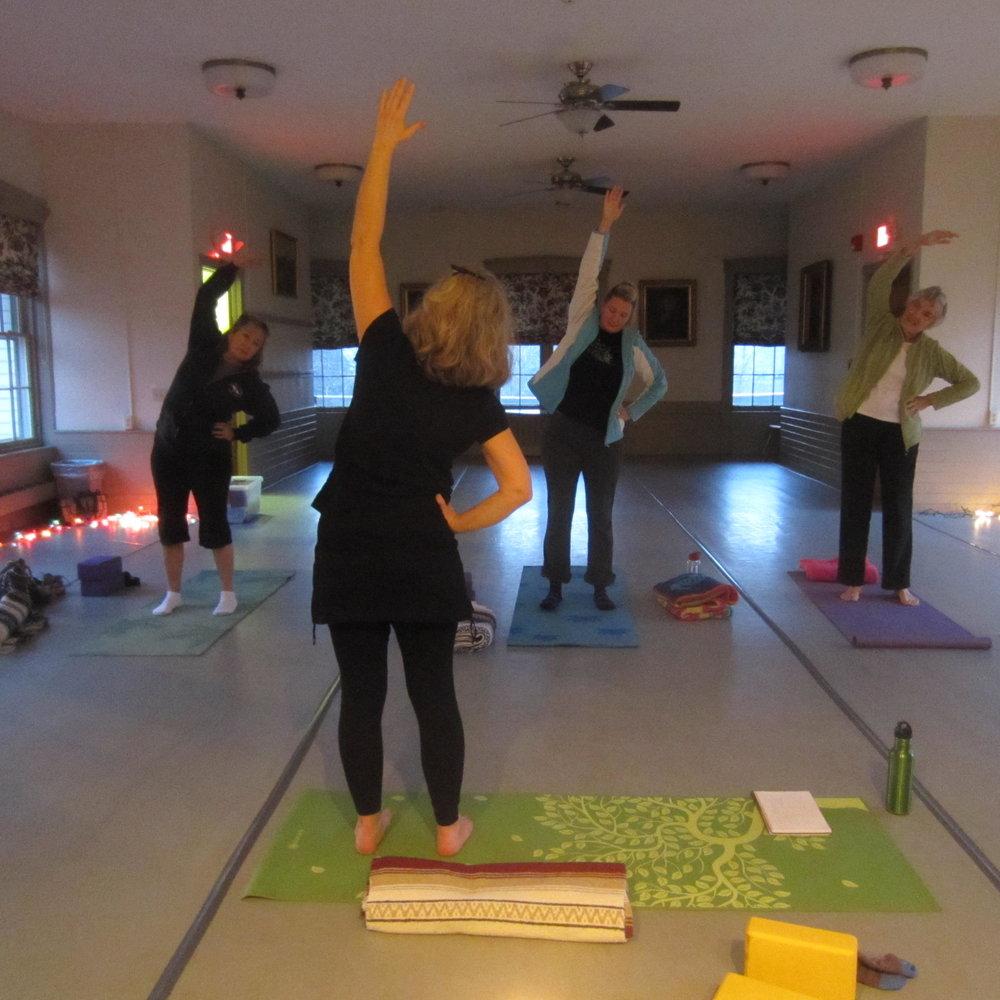Yoga with Sharon and Arttistic flair Jan 14 2014 009.jpg