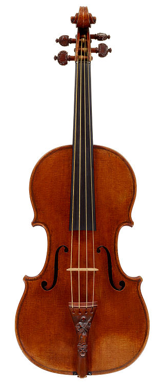 The Lady Blunt - This Stradivarius, named after one of its first owners, was sold at auction for $15.9 million. The proceeds benefited victims of the 2011 Japanese earthquake and tsunami.Photo by Tarisio Auctions.