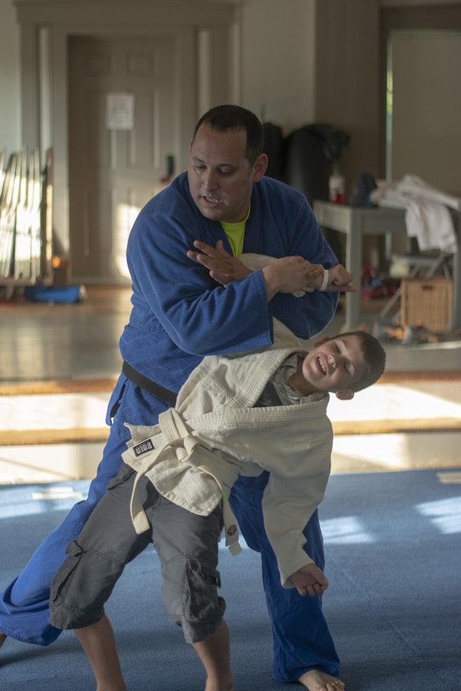 Sen i Judo Free: September - November -