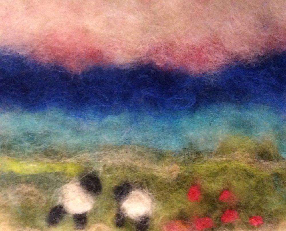 marcia sheep paint with wool.jpg