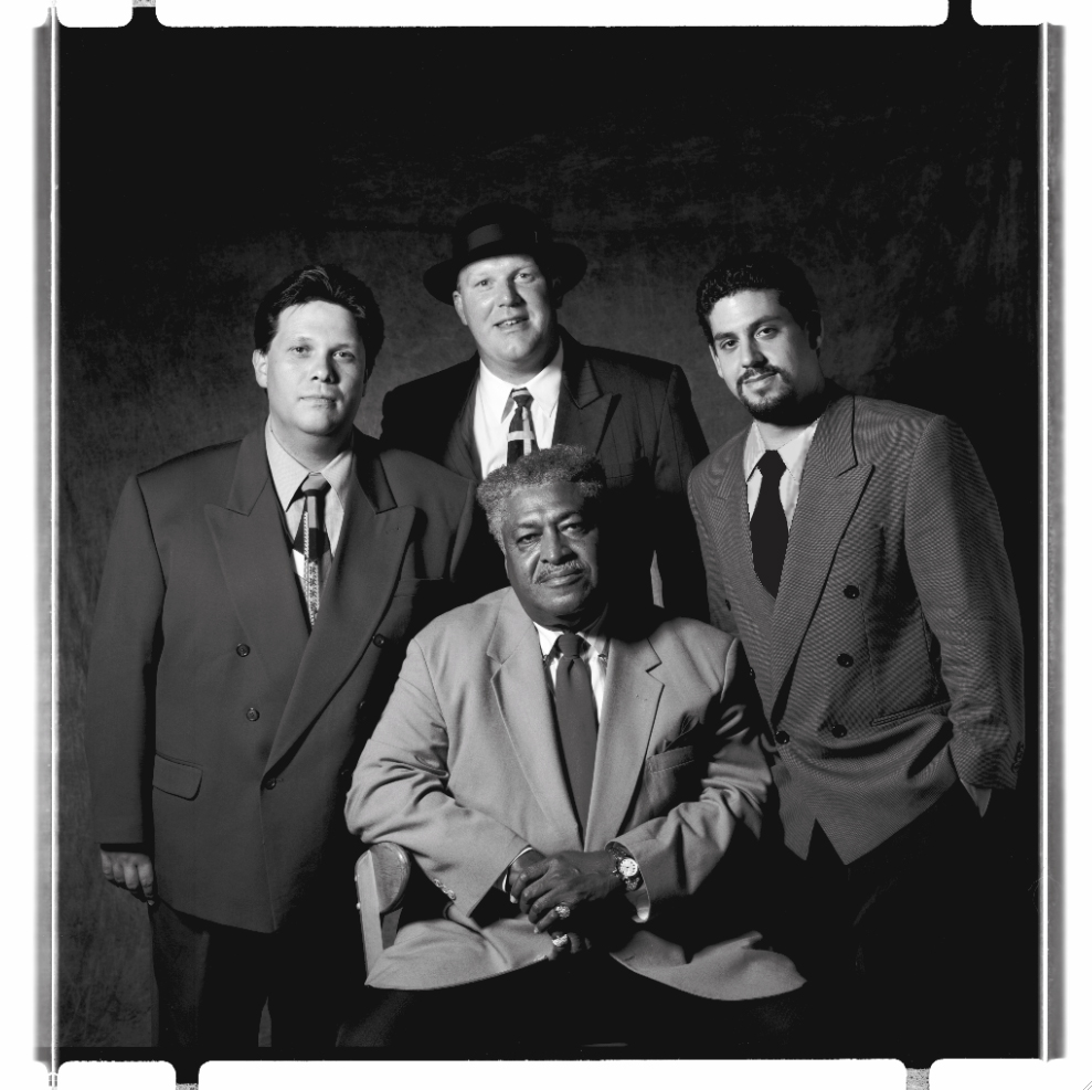 The Sam Lay Blues Band   1998